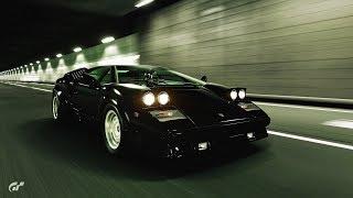 GT Sport: Lamborghini Countach 25th Anniversary