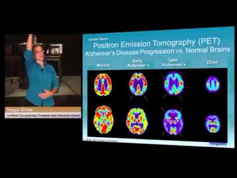 Dementia Care 2014Class3 Video2 Brain Chemistry