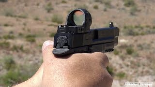 FIRST LOOK: The Trijicon SRO Is the Most Intuitive Red Dot Ever Created