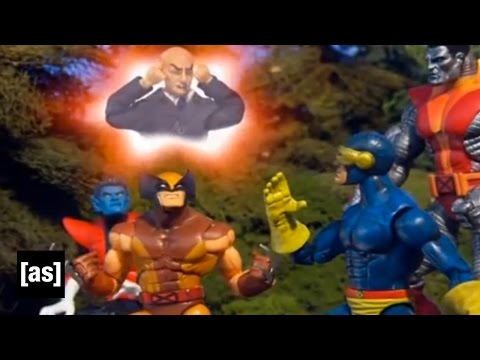 [adult swim] : Robot Chicken - The X-Men Get Fried Video