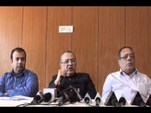 Press meet: World Urdu Editors Conference 2011