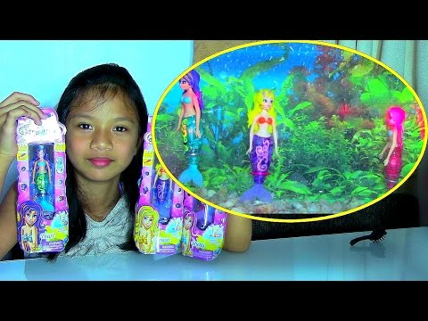 Robo Fish My Magical Mermaids Pearl Corissa Shelly - Kids' Toys video