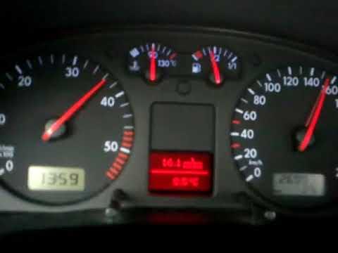 Volkswagen Passat b5 1.9 TDi 115KM 0-100 KM/H