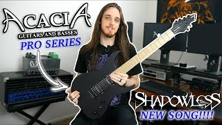 ACACIA GUITARS - Hades Pro Series Demo | Garrett Peters