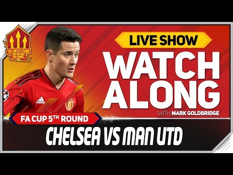 Chelsea vs Manchester United  Watchalong