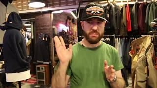 Деним с Давидом №2: Джинсовые куртки. Code7.  Машинка Union Special