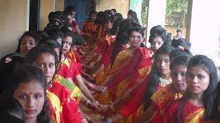 paharpur unon high school silver jubilee 2018 natok bekar