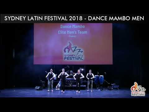 SYDNEY LATIN FESTIVAL 2019 - DANCE MAMBO MEN