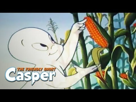 Casper Classics | Spooking a Brogue/ Greedy Giants | Casper the Ghost Full Episode
