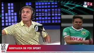 Fox Sports y el terremoto