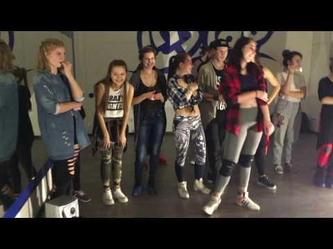 INSIDE DANCE STUDIO | DH Battles | Маря vs Ляля (win)