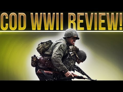 Call of Duty WWII Multiplayer Review! (Divisions, Social Space, Weapons, Gameplay & More!)