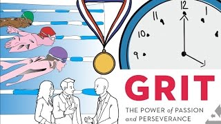 GRIT ANGELA DUCKWORTH | Animated Book Review