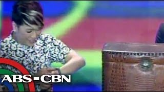 Vice Ganda's reaction when told to rush show