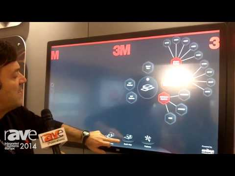 ISE 2014: 3M Touch Systems Demos Its Mutli-Touch Solutions