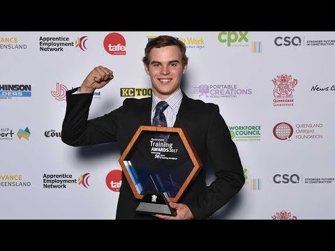 2017 Queensland Training Awards highlights – individual category winners