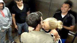 Strange Elevator Moments!   Daniel Fernandez