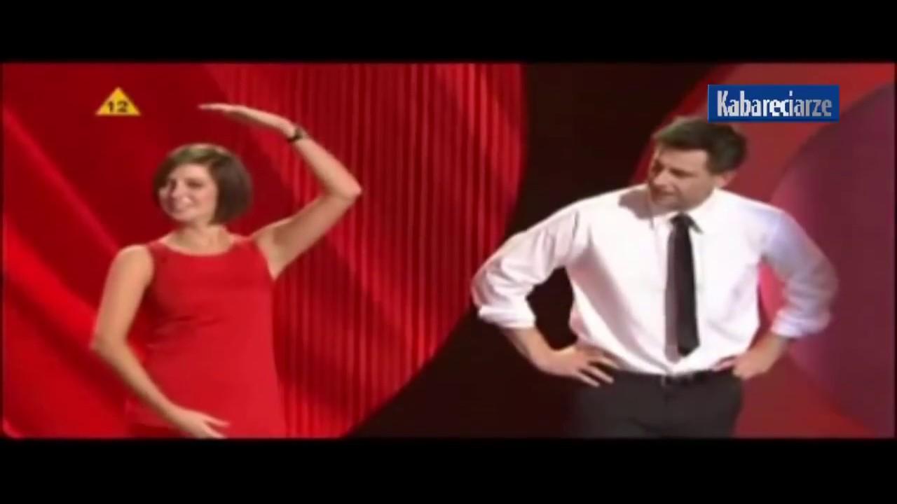 Kabaret Paranienormalni - Nauka Tańca GENIALNY SKECZ