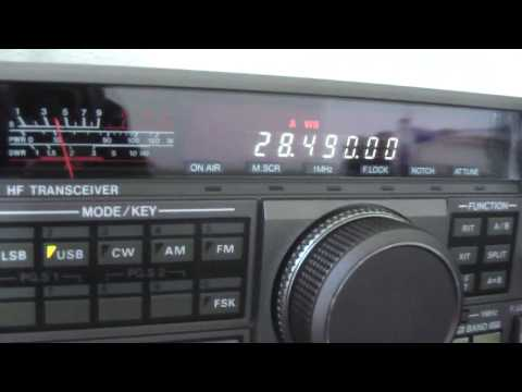 28Mhz - A61BK - United Arab Emirates - DUBAI - دبي - ドバイ