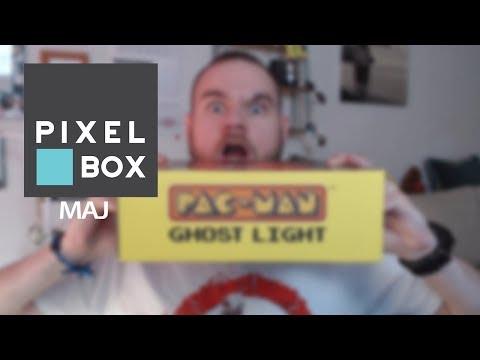 Unboxing #18: Pixel Box Maj 2018