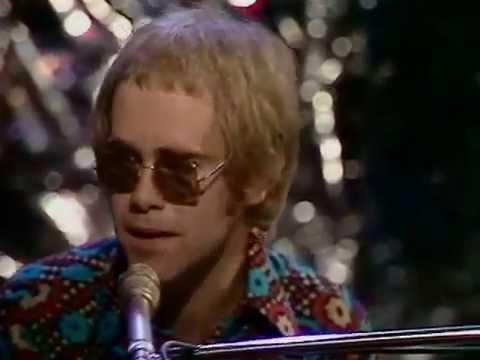 Elton John - Levon (1971) Live at BBC Studios