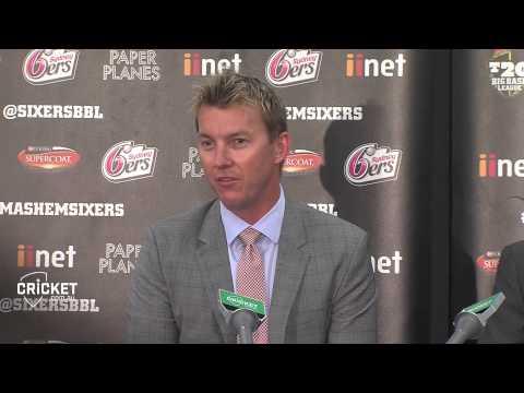 Brett Lee reflects on terrific career