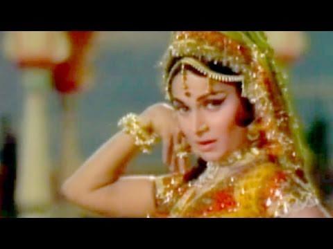 Na Socha Na Samjha - Asha Bhosle Waheeda Rehman Shatranj Song...