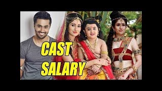 Salary of actors in Maharaja Kansa