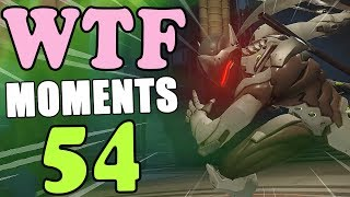 Overwatch WTF Moments Ep.54