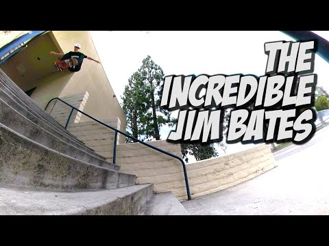 THE INCREDIBLE JIM BATES !!! - NKA VIDS -