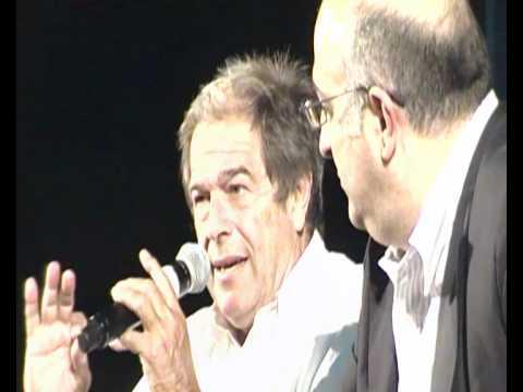 -Giovanni Minoli-Intervista tra il pubblico di SABAUDIA- D.e.R