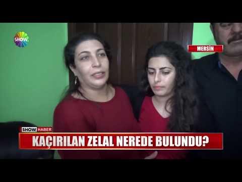 Kaçırılan Zelal nerede bulundu?