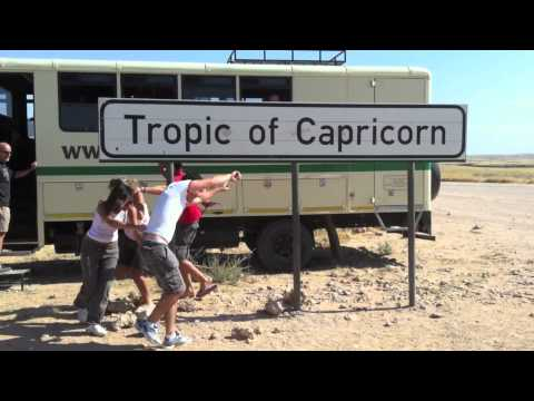 Sud Africa - Namibia - Zambia - Botswana : Great Trek Adventure - Ottobre 2011 Music Videos
