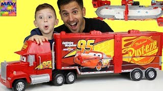 Camion de CARS | SUPERMEGA MACK