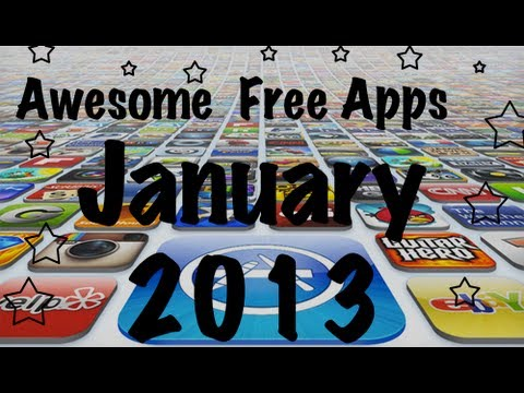 Awesome Five Free iOS Apps January 14. 2013  #4