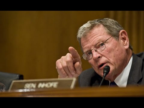 Jim Inhofe Embarrasses Himself In Rush To Arm Rebels