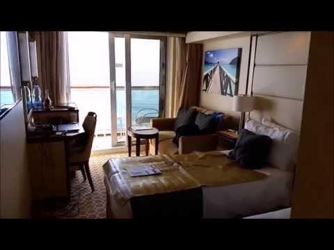 Regal Princess Balcony Cabin D216 Video Tour Youtube