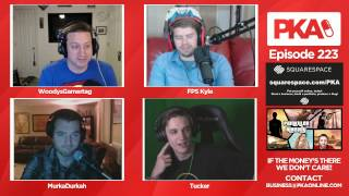 PKA 223 w/ iiJeriichoii Scary videos, Little tooth, and more