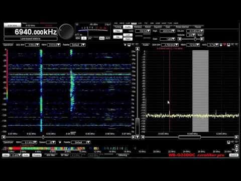 6940 KHZ USB Wolverine Radio Pirate Station
