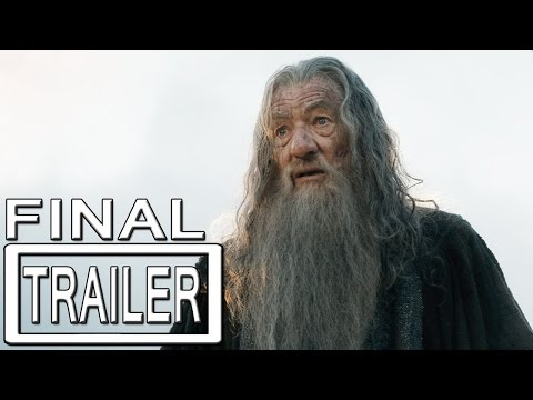 The Hobbit 3 Final Trailer Official - The Battle of the Five Armies