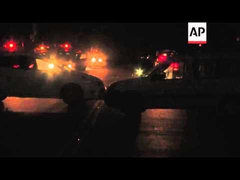 Israeli man killed, woman and boy hurt, as gunman fires on motorists