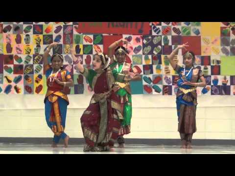 Indian Classical dance Medley (Bharatnatyam Kuchipudi and Kathak...