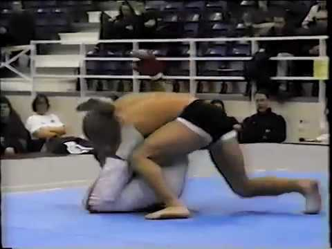 Muay Thai vs Sport Jujitsu Image 1