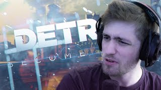 Sodapoppin plays Detroit: Become Human (part 1)