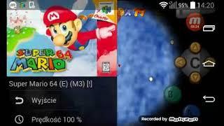 Super Mario 64 na emulatorze#7 Cool Cool Mountain-100%