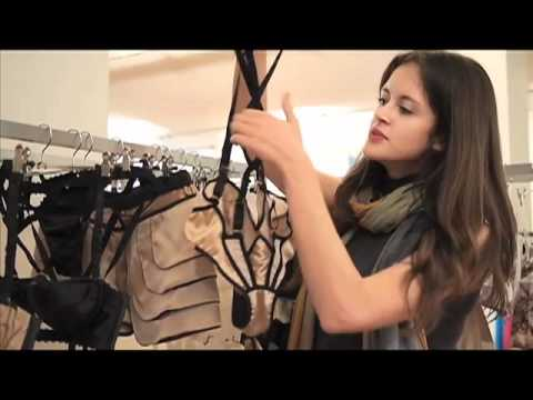The Lingerie Collective – Autumn/Winter 2011, London – Part I