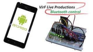 Умный дом / Android + Bluetooth + Arduino