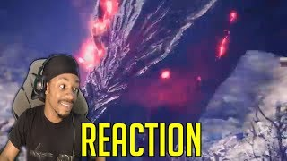 Monster Hunter World: Iceborne Glavenus Trailer Reaction
