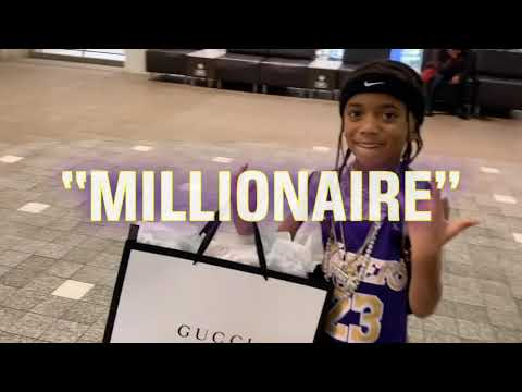 "Kd Da Kid- ""Millionaire"" (Official music video) Prod. By Deraj Global"