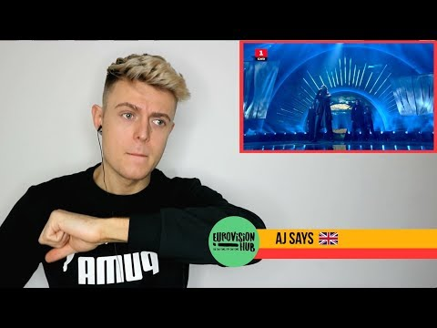 Denmark |  Eurovision 2018 Reaction Video | Rasmussen - Higher Ground